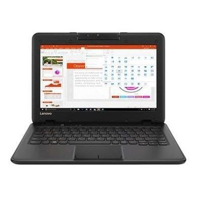 Lenovo 100e Intel Celeron N4020 4GB 64GB Windows 10 Pro Laptop