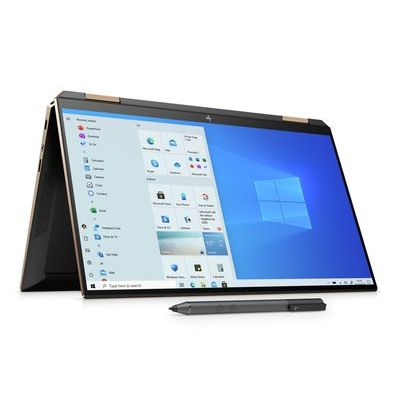 """HP Spectre x360 13-aw0057na 13.3"""" 2-in-1 Laptop - Black"""