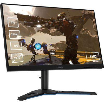 "Lenovo Legion Y25-25 Full HD 24.5"" 240Hz Gaming Monitor - Black"