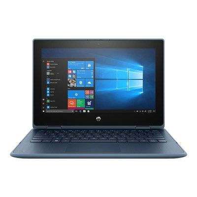 Hewlett Packard HP Probook 11 x360 Intel Celeron N4120 4GB 128GB 11.6 Inch Windows 10 Laptop