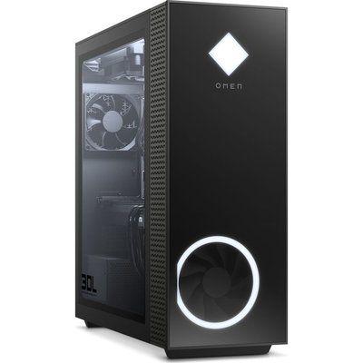 HP OMEN 30L Gaming PC - AMD Ryzen 7, RX 5700, 2 TB HDD & 512 GB SSD
