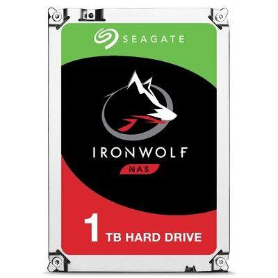 Seagate IronWolf 1TB NAS 3.5 Hard Drive