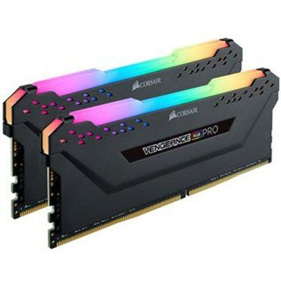 Corsair Vengeance RGB PRO Black 32GB 3600MHz DDR4 Memory Kit