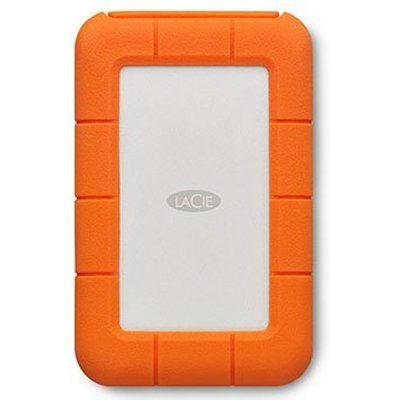 Lacie Rugged Mini 1TB Portable External Hard Drive