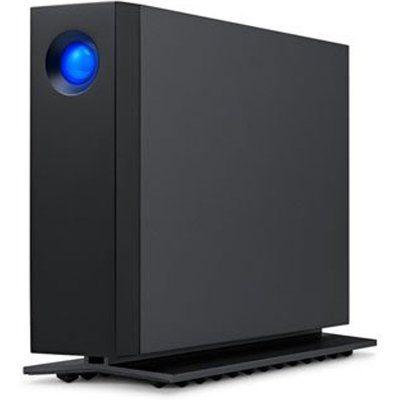 LaCie d2 Professional 10TB External Portable Hard Drive/HDD - Black