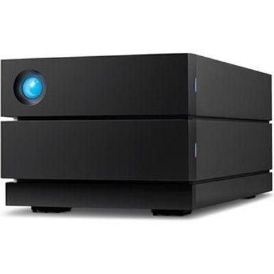 LaCie 2big 16TB External RAID Storage - Black