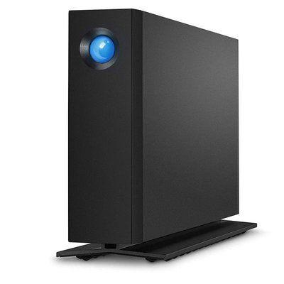 Lacie 8TB d2 Professional External Hard Drive