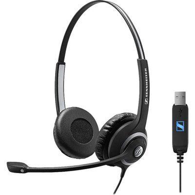 SENNHEISER Circle SC 260 USB Headset - Black