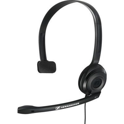 Sennheiser PC 2 CHAT Lightweight Internet Telephony Headset