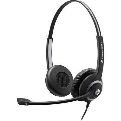 Sennheiser Circle SC 260 MS II Headset - Black