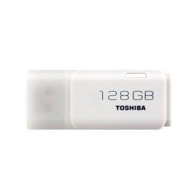 Toshiba Transmemory U202 128GB USB Flash Drive - White