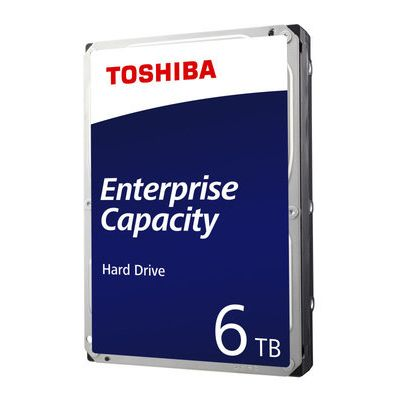 Toshiba Enterprise 6TB SATA 3.5 Hard Drive