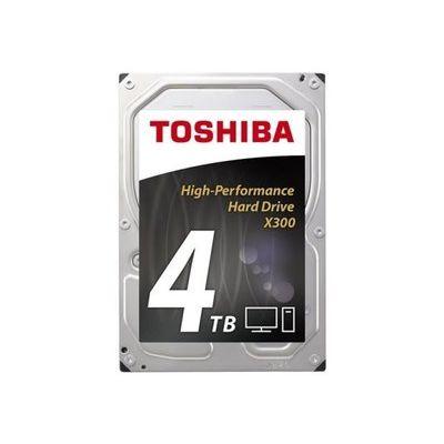 Toshiba X300 4TB SATA 6Gb/ s Hard Drive