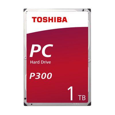 Toshiba P300 1TB Desktop 3.5 Hard Drive