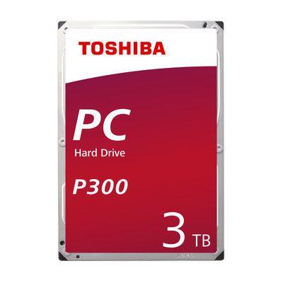 Toshiba P300 3TB Desktop 3.5 Hard Drive