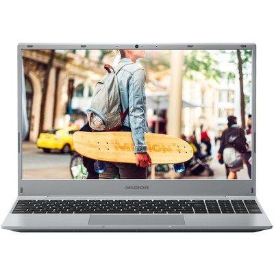 """Medion Akoya E15301 AMD Ryzen 5-3500U 8GB 256GB SSD 15.6"""" Windows 10 Laptop"""