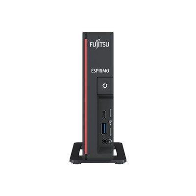 Fujitsu ESPRIMO G5010 Mini Core i3-10100 8GB 256GB SSD Windows 10 Pro Desktop PC