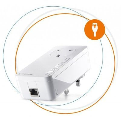 Devolo Magic 2 LAN Add-On Adapter - 2400mbps