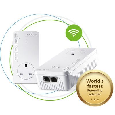 Devolo Magic 2 Wi-Fi Next Starter Kit