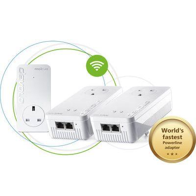 Devolo Magic 2 Wi-Fi Next Whole Home Wi-Fi Kit