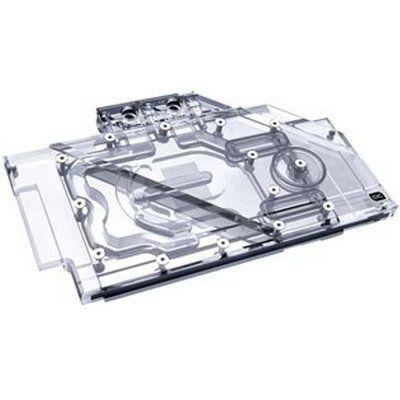 Alphacool Eisblock Aurora Plexi GPX-N RTX 3090/3080 TUF with Backplate
