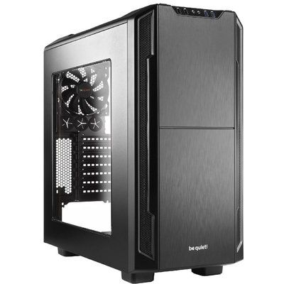Be Quiet BeQuiet Silent Base 600 Gaming Case Black with Window