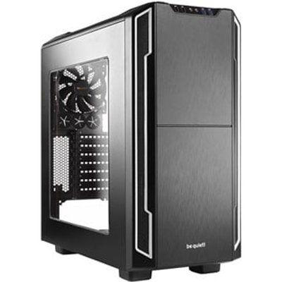Be Quiet Silent Base 600 Black/Silver Windowed PC Case
