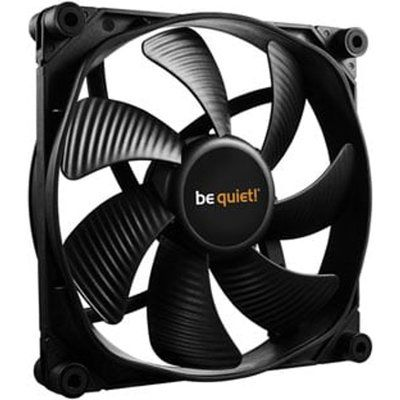 Be Quiet 140mm Silent Wings 3 High Pressure/Speed PC Fan