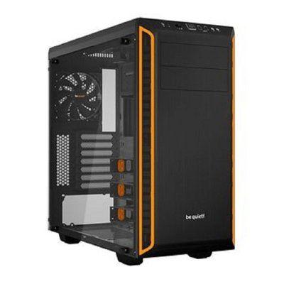 Be Quiet Pure Base 600 - Window Orange