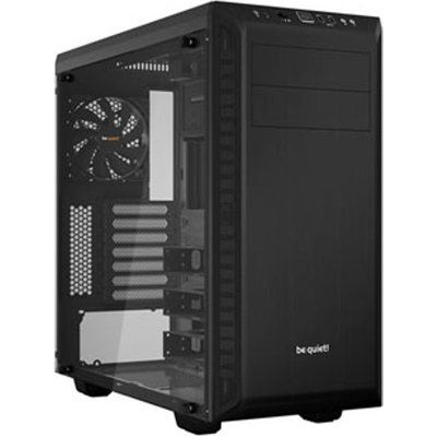 Be Quiet Pure Base 600 Black Windowed PC Gaming Case