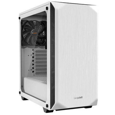 Be Quiet Pure Base 500 Window White - Atx M-atx Mini-itx