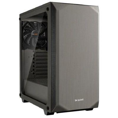 Be Quiet Pure Base 500 Window - Metallic Gray Atx M-atx Mini-itx