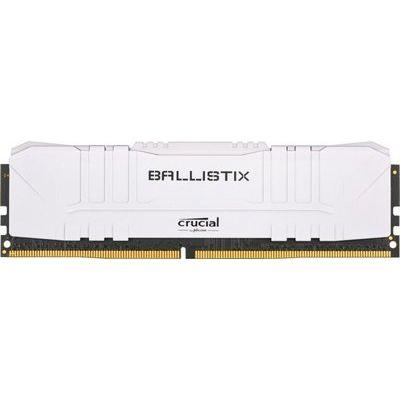 Crucial Ballistix 3000Mhz 16GB (2x8GB) Gaming Memory White