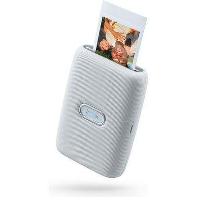 Instax mini Link Photo Printer - Ash White