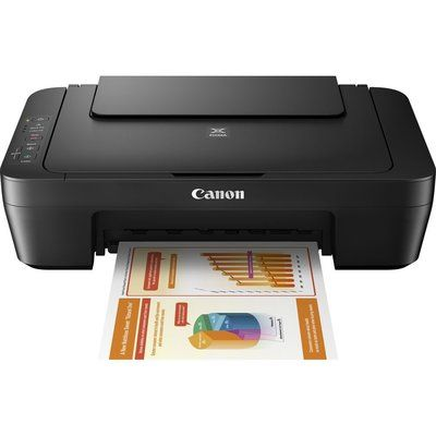 Canon PIXMA MG2550S All-in-One Inkjet Printer