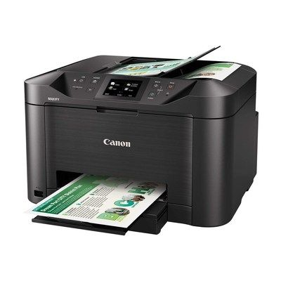 Canon MAXIFY MB5155 A4 Multifunction Colour InkJet Printer