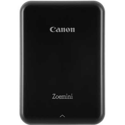 Canon Zoemini Slim Body Pocket-Sized Wireless Photo Printer - Black