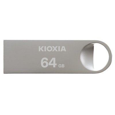 Kioxia 64GB TransMemory U401 USB2 Metal