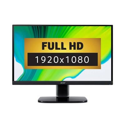 "Acer KA222Q 21.5"" Zero Frame IPS FHD Monitor"