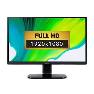 "Acer KA272bi Full HD 27"" 75Hz Monitor with AMD FreeSync - Black"