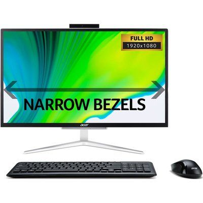 """ACER Aspire C22-820 21.5"""" All-in-One PC - Intel Pentium, 1 TB HDD"""