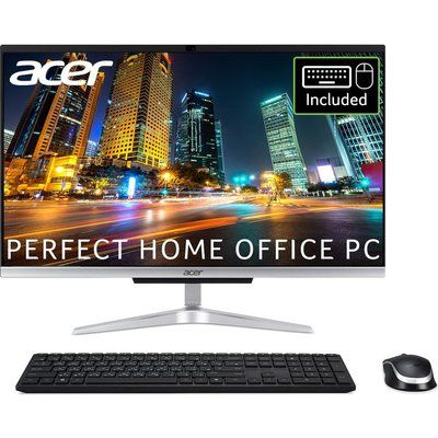 """ACER C22-963 21.5"""" All-in-One PC - Intel Core i3, 1 TB HDD"""