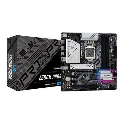 ASRock Intel Z590M mATX Motherboard