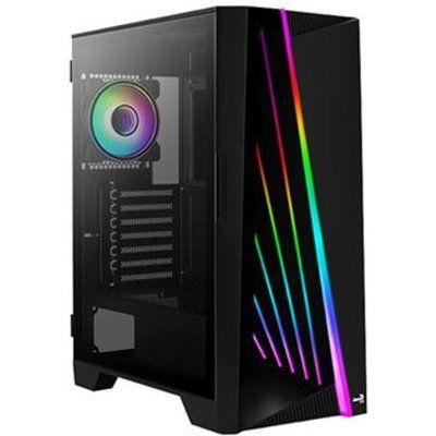 Aerocool Mirage ARGB Mid Tower Tempered Glass PC Gaming Case