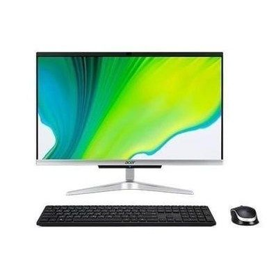 """Acer Aspire C22-1650 Core i3-1115G 4GB 1TB 21.5"""" Windows 10 Home All-in-One PC"""