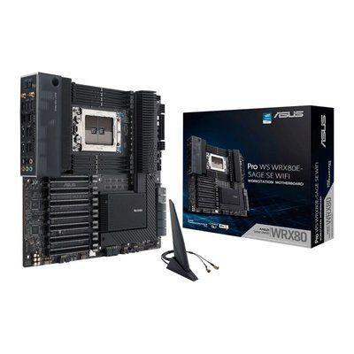 ASUS Threadripper Pro WS WRX80E-SAGE SE WIFI eATX Motherboard