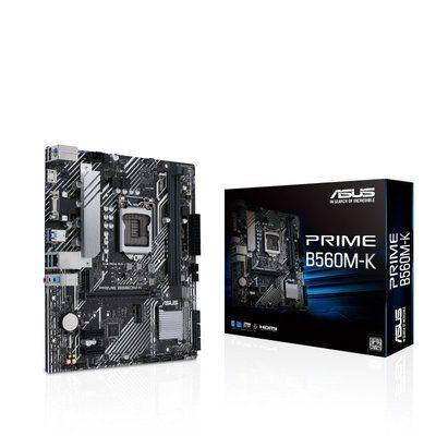 ASUS PRIME Intel B560M-K mATX Motherboard