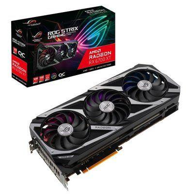Asus Radeon Rx 6700 Xt 12GB Rog Strix Oc Graphics Card