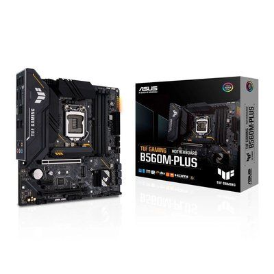 Asus Tuf Gaming B560M-Plus mATX Motherboard