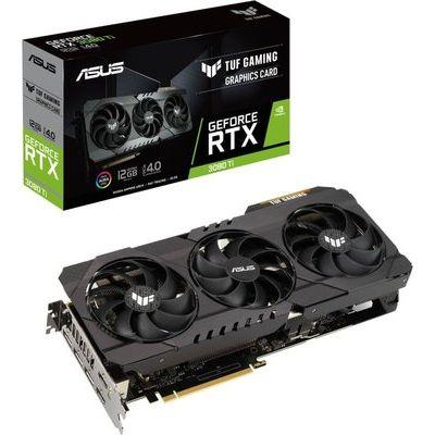 Asus GeForce Rtx 3080 Ti 12GB Tuf Gaming Ampere Graphics Card